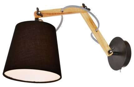 Спот Arte Lamp A5700AP-1BK e14