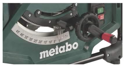 Станок циркулярный Metabo TS216 600667000