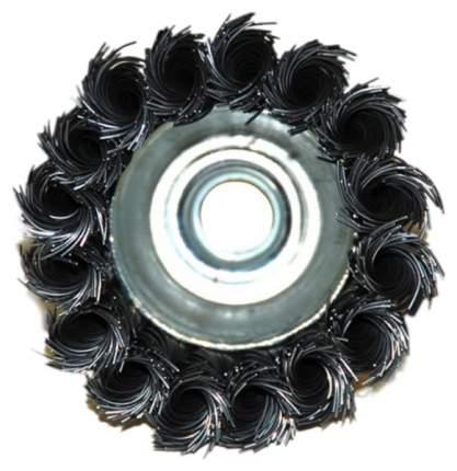 Щетка д/УШМ М14/65мм чашечная сталь витая 51536
