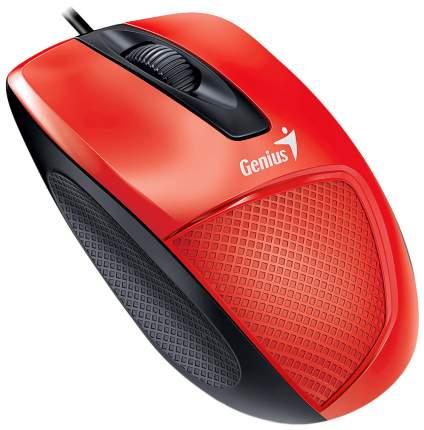 Проводная мышка Genius DX-150X Red (31010231101)