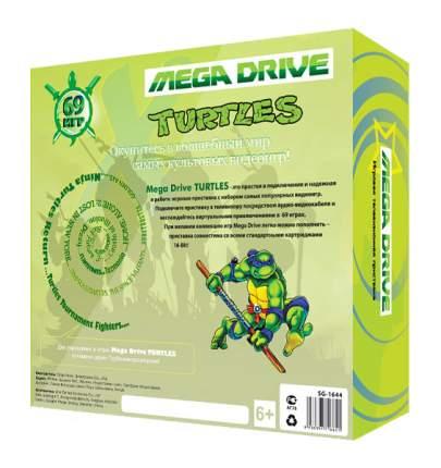 Игровая приставка Simba's Mega Drive Turtles + 69 игр