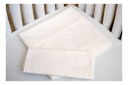 Комплект постельного белья Cloud factory Plain White CF-1-PW-B