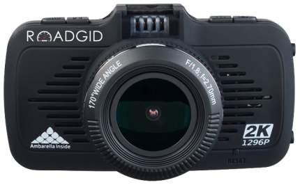 Видеорегистратор Roadgid X6 Bolid со встроенным радар-детектором, с GPS информатором