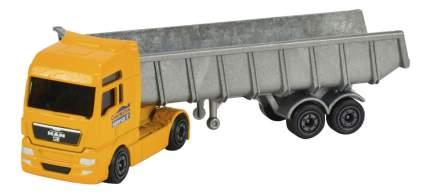 Строительная техника Simba Majorette Строительная техника и дорожные знаки 2057971