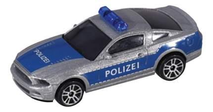 Парковка Полицейский участок Creatix Polizei Station базова Majorette 2050001