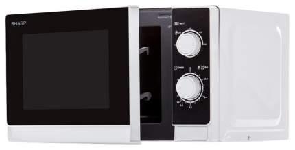 Микроволновая печь соло Sharp R-2000RW white/black