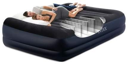 Надувной матрас-кровать Intex Pillow Rest Raised Bed 64124, 152х203х42см