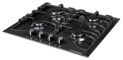 Встраиваемая варочная панель газовая KUPPERSBERG TS 63 B Black