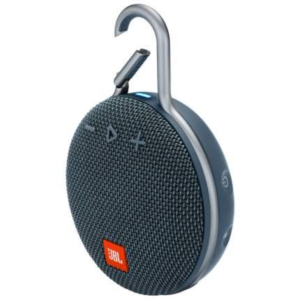 Беспроводная акустика JBL Clip 3 Blue (JBLCLIP3BL)