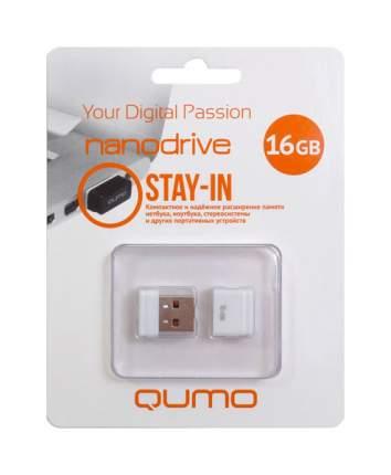USB-флешка QUMO Nano 16GB White