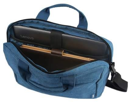 """Сумка для ноутбука 15.6"""" Lenovo GX40Q17230 голубая"""