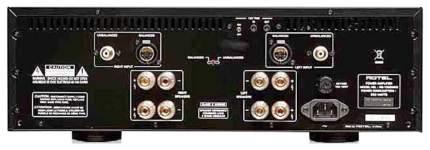 Усилитель мощности Rotel RB-1582 MKII Silver