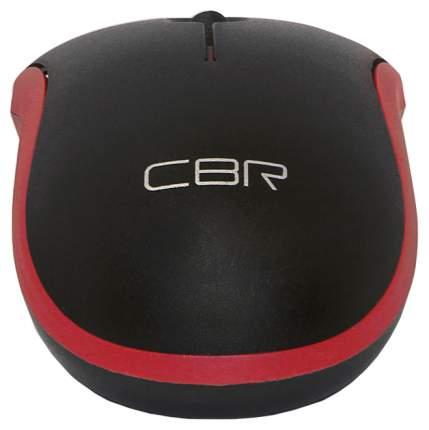 Мышь CBR CM 112 Красная; Черная
