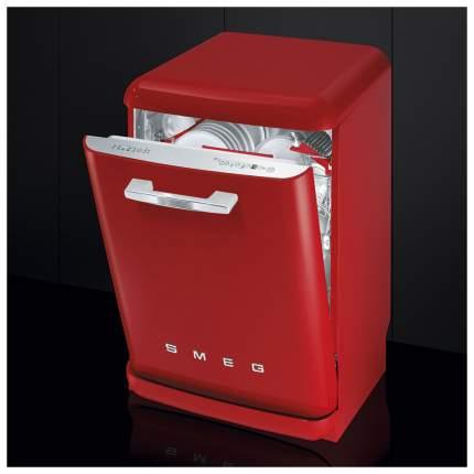 Посудомоечная машина 60 см Smeg LVFABRD red