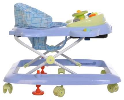 Ходунки Baby care tom&mary green blue