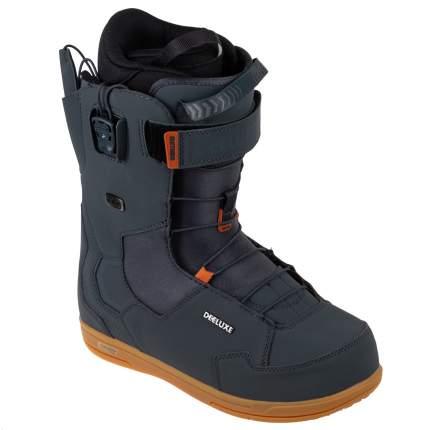Ботинки для сноуборда Deeluxe Id 7.1 PF 2019, grey, 28.5