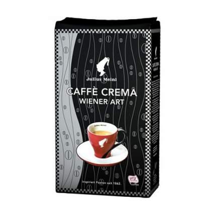 Кофе в зернах Julius Meinl caffe crema intenso 1 кг