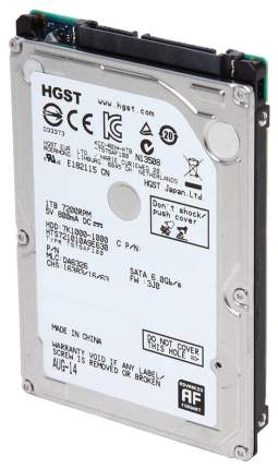 Внутренний жесткий диск Hitachi Travelstar 7K1000 1TB (HTS547564A9E384)