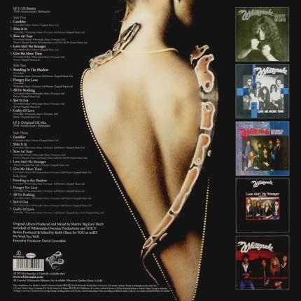 Виниловая пластинка Whitesnake   Slide It In (35th Anniversary Edition)(2LP)