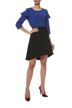 Блуза женская Tommy Hilfiger WW0WW23045 500 синяя 14 USA