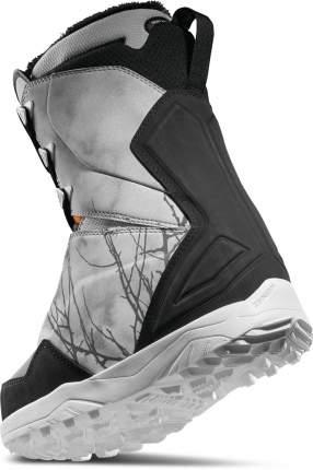 Ботинки для сноуборда ThirtyTwo Lashed W's Melancon 2020, grey/black/white, 24