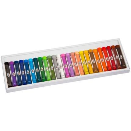 Пастель масляная 25 цветов ГАММА Московская палитра, артикул 0.60.К025.102