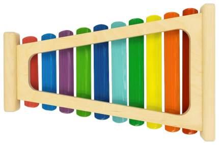 Металлофон разноцветный Алатойс / Alatoys