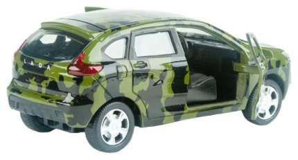 AUTOTIME Машинка Lada Xray. Военная, 1:36 68273W-RUS