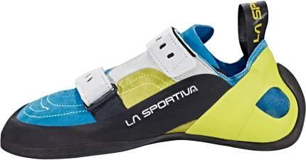 Скальные туфли La Sportiva Finale VS, sulphur/blue, 39.5 EU