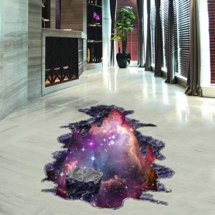 Наклейки на стену Космос Необъятная вселенная 60х90 см Animal World