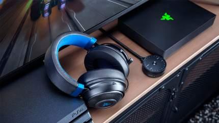 Игровые наушники Razer Kraken for Console Blue (RZ04-02830500-R3M1)