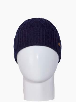Шапка мужская Dairos GD35090998 синяя