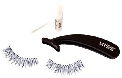 Накладные ресницы KISS Haute Couture Lashes Jazzy 2 шт