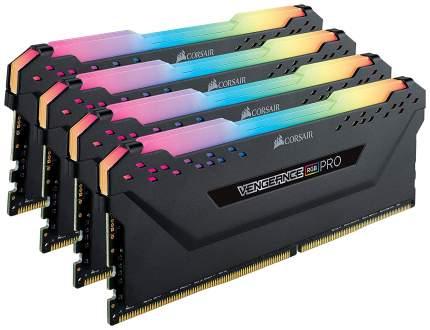 Оперативная память Corsair VENGEANCE RGB PRO CMW32GX4M4C3200C16
