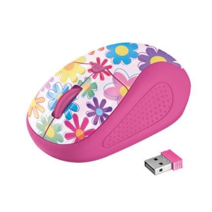 Беспроводная мышь Trust Primo Pink (21481)