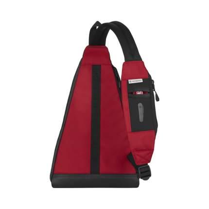 Рюкзак Victorinox Dual-compartment Mono-sling 606750 красный 7 л