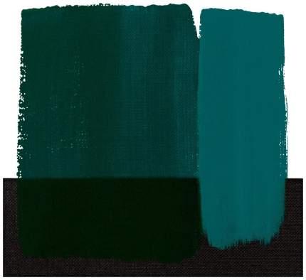 Масляная краска Maimeri Artisti зеленый прочный темный 40 мл