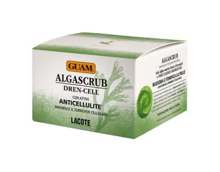 Скраб для тела Guam Algascrub Dren-Cell 300 мл