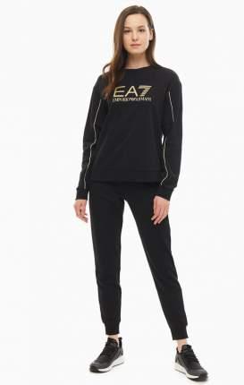 Спортивный костюм EA7 3GTV80 TJ31Z 1200, черный, XS INT
