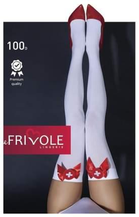 Чулки медсестры Le Frivole с эмблемой и бантом