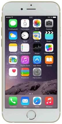 Смартфон Apple iPhone 6s Plus 128GB Gold (MKUF2RU/A) восстановленный