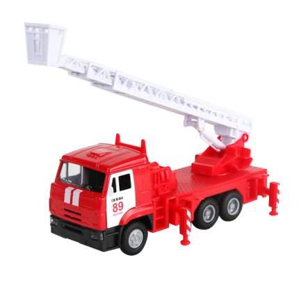 Пожарная Машинка Технопарк Камаз 1:43