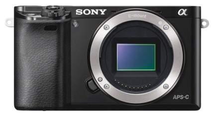 Фотоаппарат системный Sony Alpha A6000 Body Black