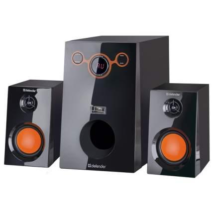 Колонки для компьютера Defender Sirocco M30 PRO (65131) Оранжевый, Black