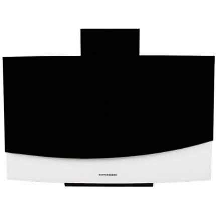 Вытяжка наклонная KUPPERSBERG F W910 B White/Black