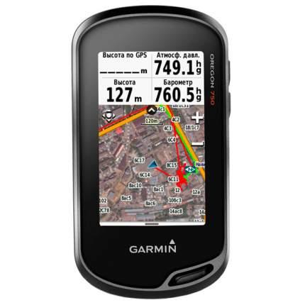 Туристический навигатор Garmin Oregon 750T черный