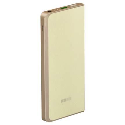 Внешний аккумулятор InterStep PB8000QC 8000 мА/ч (IS-AK-PB8008QCW-000B21) Beige