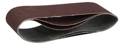 Шлифовальная лента для ленточной шлифмашины и напильника Зубр 35541-080