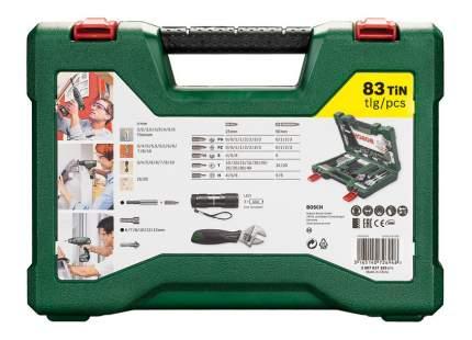 Наборы бит и сверл для дрелей, шуруповертов Bosch V-Line-83 2607017193