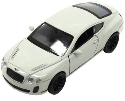 Коллекционная модель Welly Bentley Continental Supersports 43623 1:34